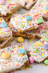 Saltine bark, Easter crack candy