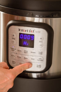 Set the Instant Pot