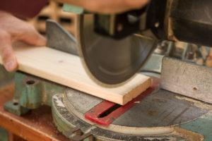 Cut lumbar to the desired length