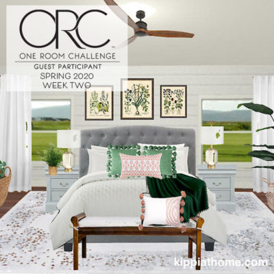 Bedroom Colors – Room Painting Week 2 ORC