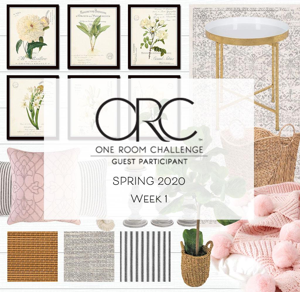 ORC Week one Master Bedroom