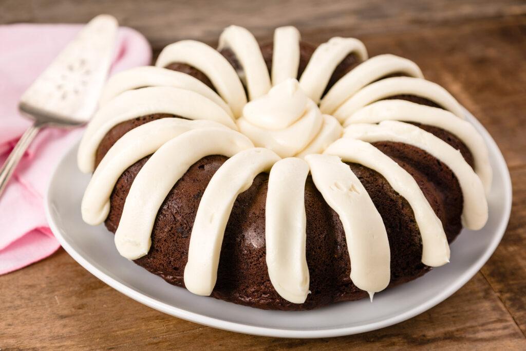 Easy triple Chocolate cake