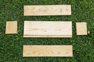Box lumber cuts