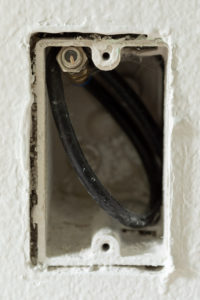 Cable and old school phone jacks