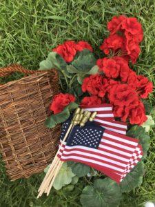 Supplies for Door Flower Basket