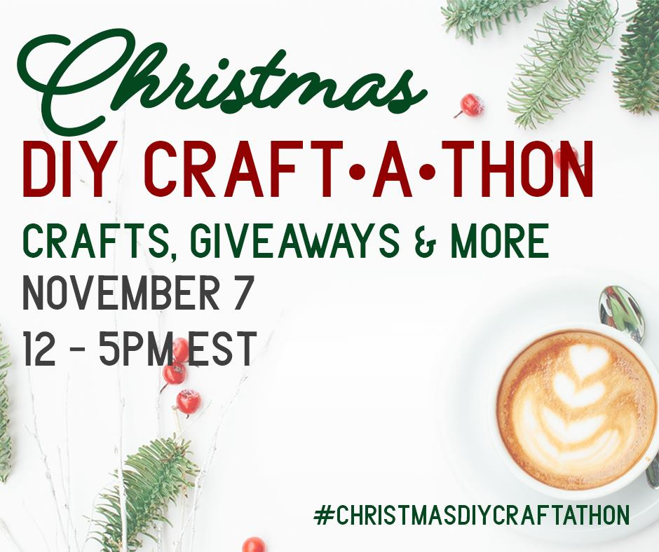 Christmas DIY Craftathon
