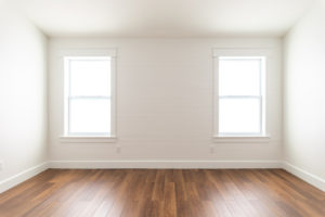 Finished master bedroom rehab
