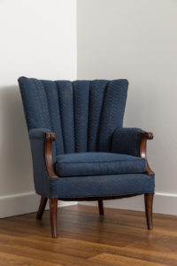 Reading Chair needs to be upholstered