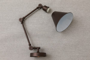 Swing Arm Sconce Needs to be installed
