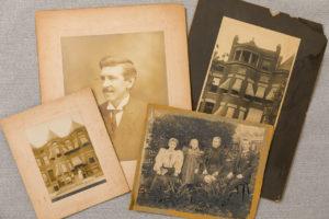Antique Family Photos