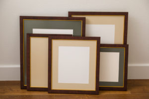 Antique Style Museum Quality Frames