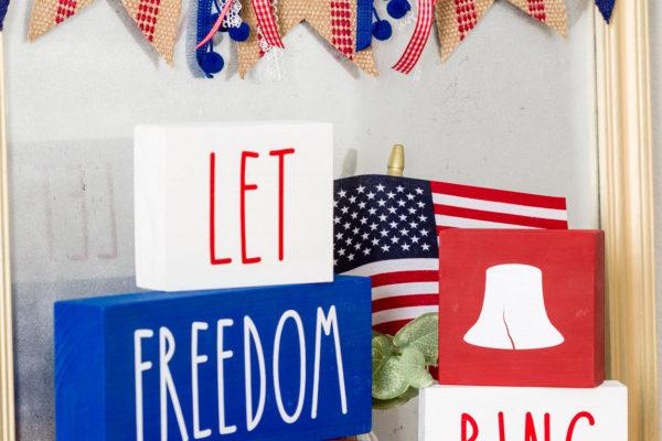 Burlap USA banner