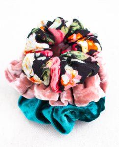 scrunchie stack