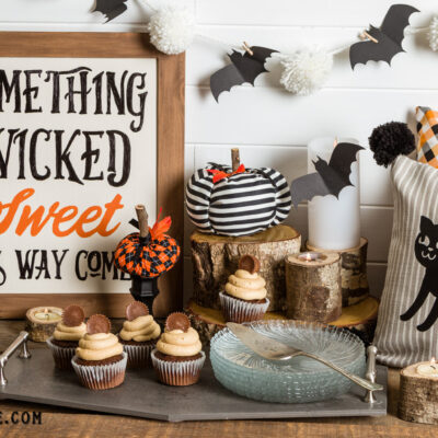 DIY Halloween Costumes and Decorations