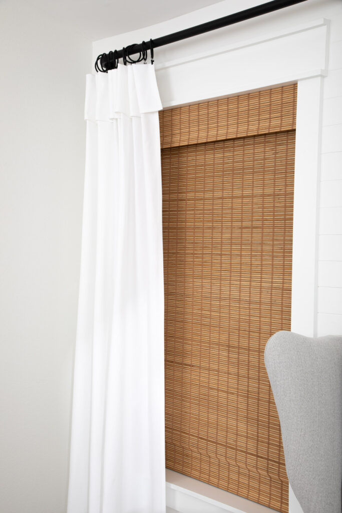 Easy No Sew Window Treatments