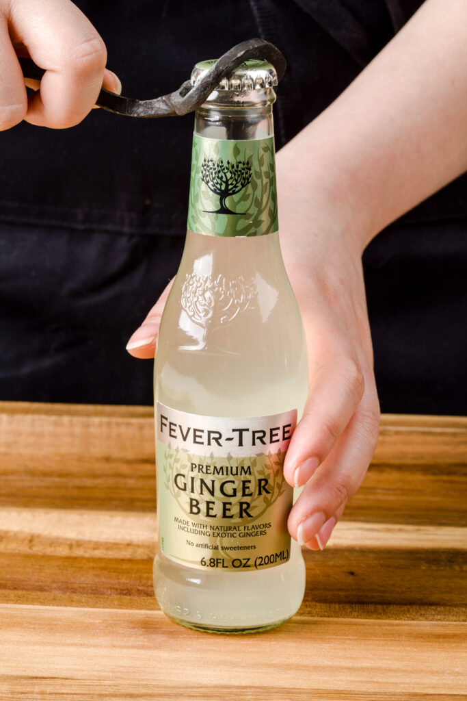 Open Fever Tree Ginger Beer
