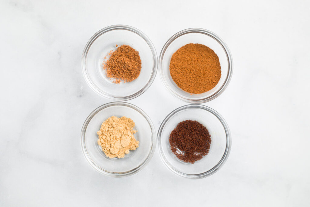Homemade Pumpkin Spice Spices