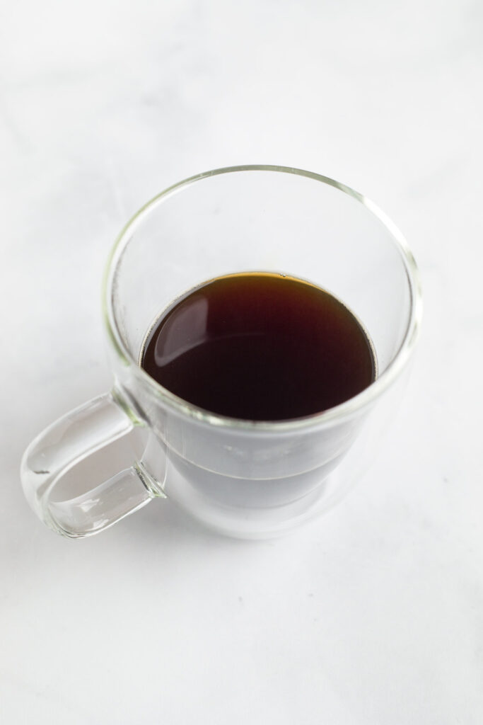 Hot Brewed Coffee
