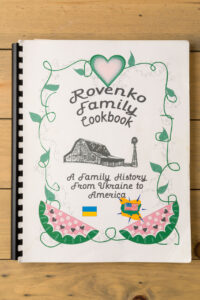 Rovenko Family Cookbook