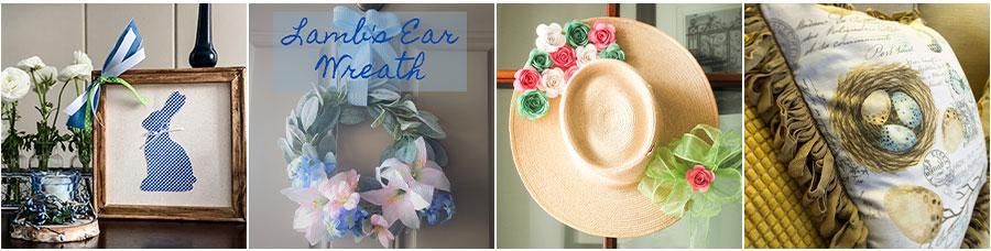 More Spring Craft Ideas