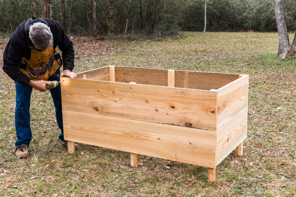 DIY Garden Box