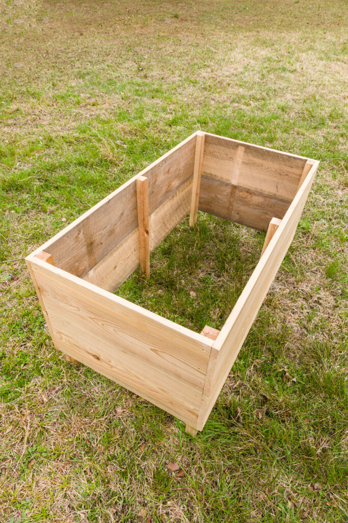 Easy to Build Raised Garden Beds