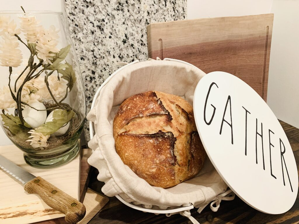 Farmhouse Bread Basket