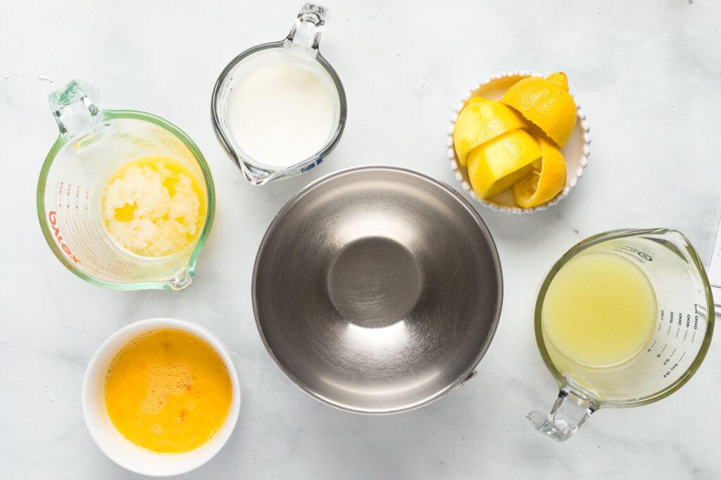 Blend wet ingredients together