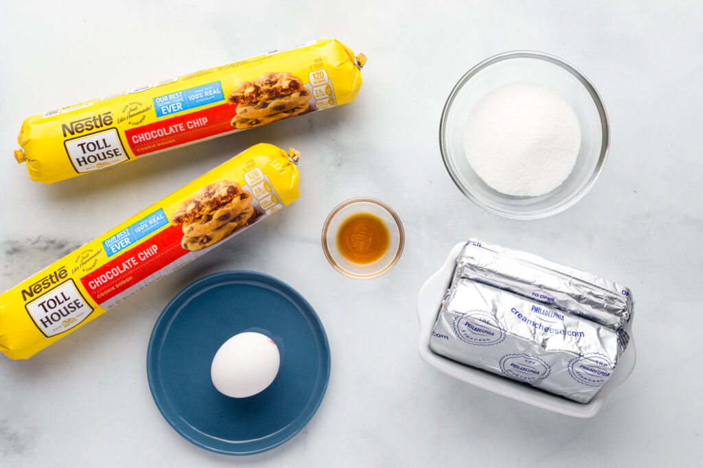 Nestle Toll House Cheesecake Recipe Ingredients