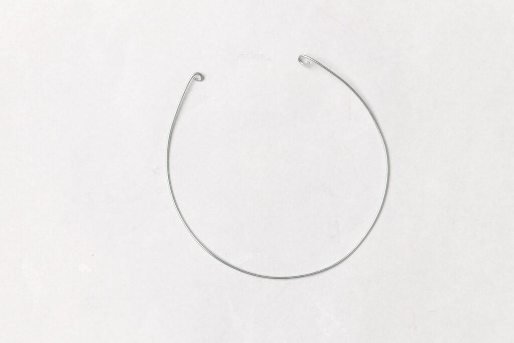 Wire jar hanger handle